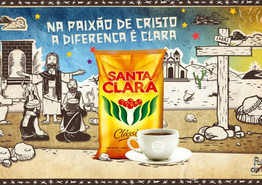 Café Santa Clara celebra a Semana Santa