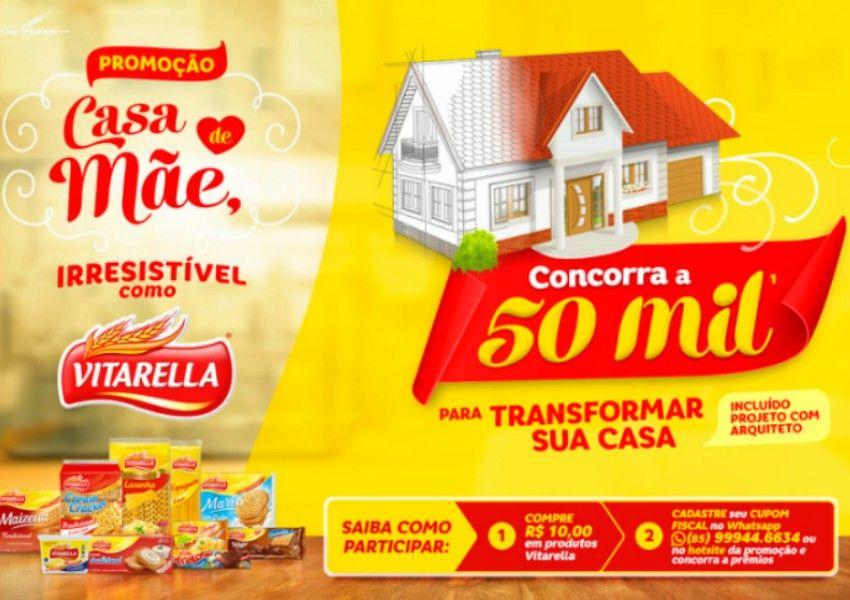 Agência Manga cria promoção dia das mães para a Vitarella