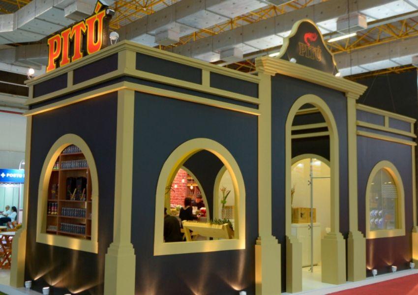 Pitú abre comemoração dos 80 anos com açao promocional na maior feira supermercadista do mundo