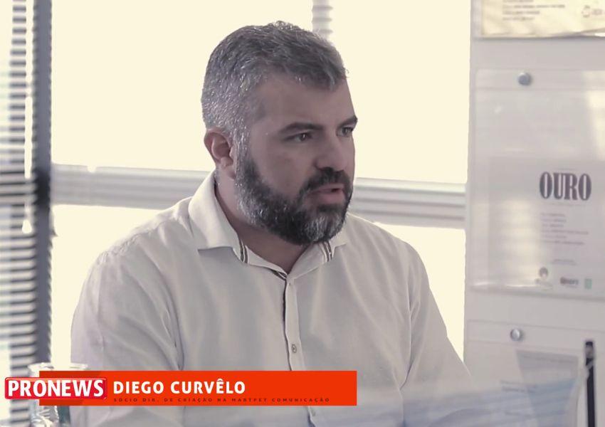 Assista a entrevista de Walter Lins Jr com Diego Curvêlo da Mart Pet