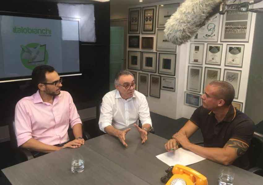 Pronews TV - Entrevista com Alfrisio Melo e Miguel Melo da Ítalo Bianchi