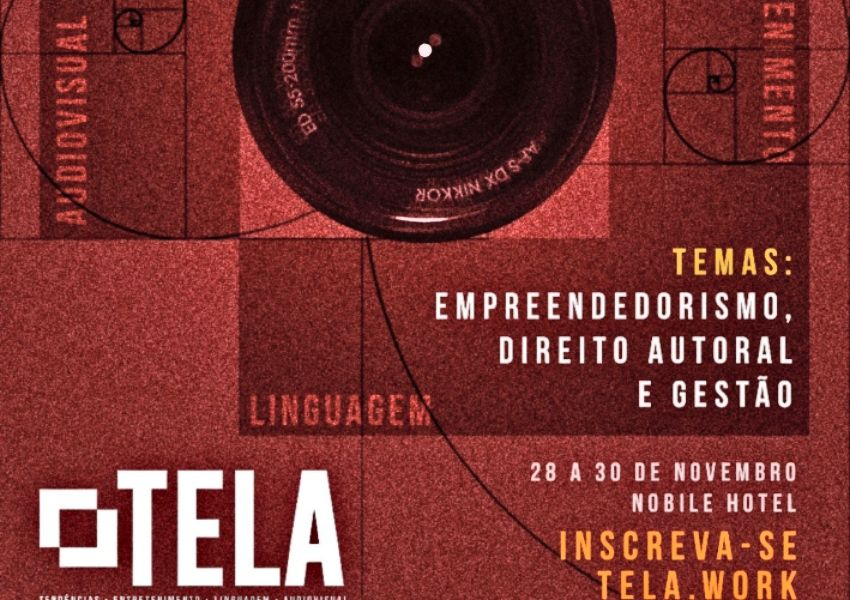 TELA: evento com foco no fomento da cadeia do audiovisual do Nordeste reúne players no Recife