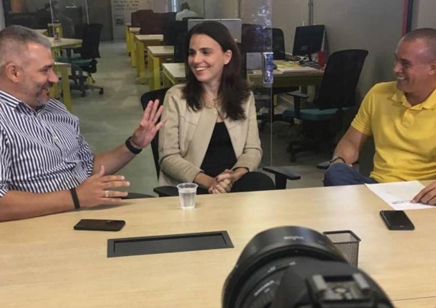 Pronews TV - Entrevista com Carlos Renato Rocha e Maria Paula Londres da Match Comunicação