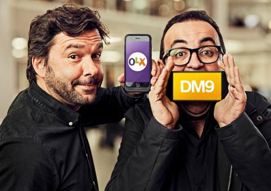 DM9DDB conquista conta da OLX