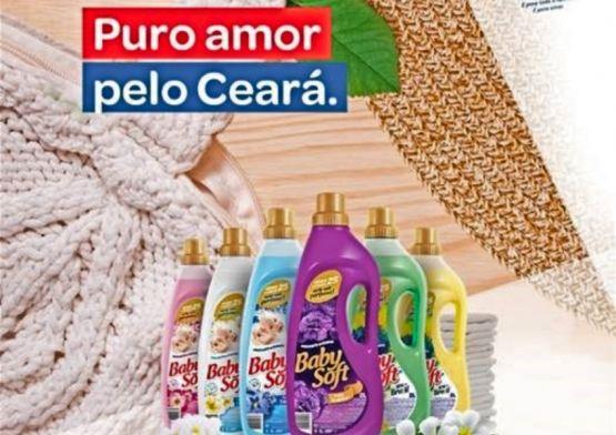 É da Repense a campanha de ativação da linha de amaciantes Baby Soft no Ceará.