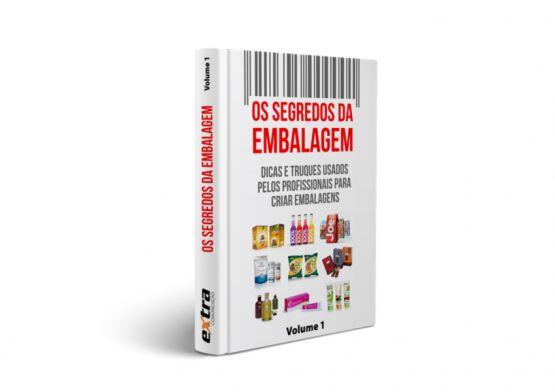"""Extra Comunicação lança o e-book gratuito """"Os Segredos da Embalagem"""""""