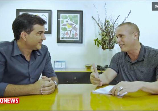 Walter Lins Jr entrevista Wagner Mendes da ASA Indústria