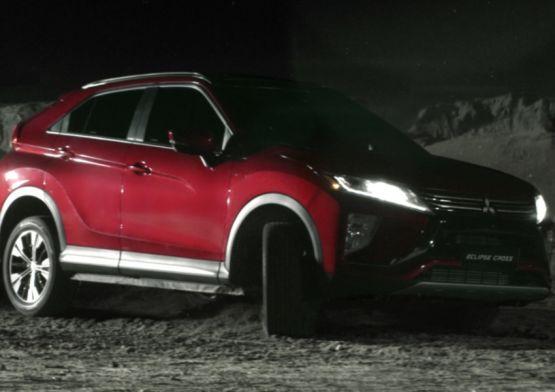 Em campanha, Mitsubishi Motors leva carro à lua para apresentar novo SUV