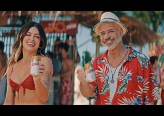 Itaipava mostra primeiro vídeo do ano com Lulu Santos e Verão