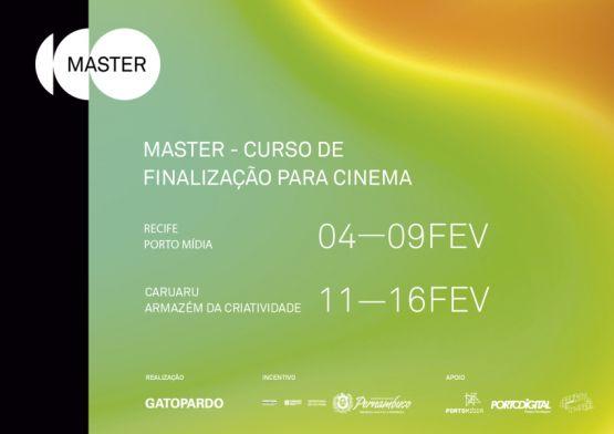 Recife e Caruaru recebem curso gratuito de Finalização para Cinema
