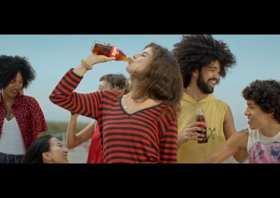 """Coca-cola lança """"Vai no Gás"""""""