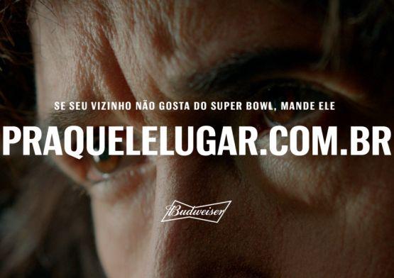 Budweiser ajuda amantes da NFL a evitar problemas com a vizinhança no Super Bowl