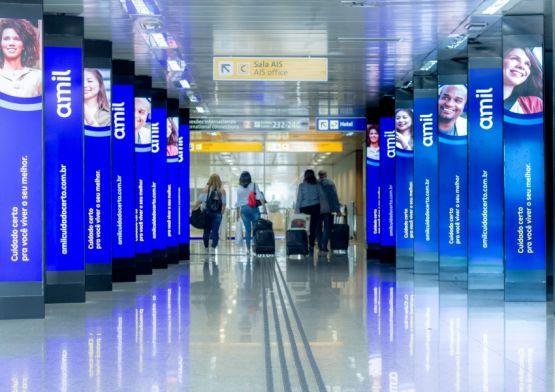 JCDecaux lança o primeiro sistema de métricas internacional para aeroportos