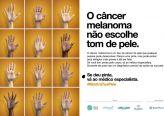 Campanha #MostraTuaPele chama a atenção para prevenção ao câncer melanoma