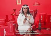 Gretchen vira musa em campanha do mês das Noivas