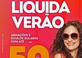 """Óticas Diniz lançam campanha """"Liquida Verão"""""""
