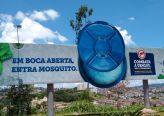 Verbo Comunicação em campanha de combate ao Aedes Aegypti