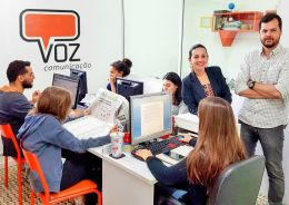 Voz Comunicação comemora 17 anos e amplia carteira de clientes